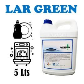 Lavavajillas industrial concentrado Wiscon LAR GREEN