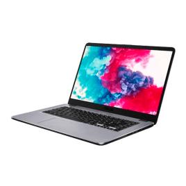 """Laptop ASUS R5 – Pantalla táctil 15.6"""" (AMD Ryzen 5-2500U, 8GB RAM, 256SSD+1TB HDD, color negro, teclado americano)"""
