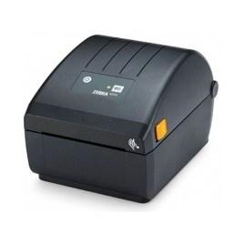 Impresora de escritorio de transferencia térmica/térmica directa ZD220
