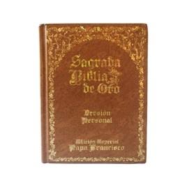 Sagrada Biblia de Oro versión personal