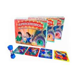 Supercerebros, programa lúdico de neuroeducación para niños
