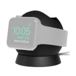Base iOttie para cargar iPhone y Apple Watch, color negro