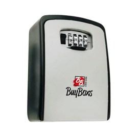 Caja de seguridad BuyBoxs con combinación de 4 dígitos