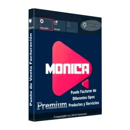 Software contable MONICA Premium