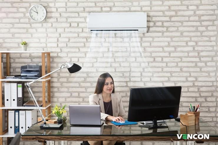 Como usar o ar condicionado?