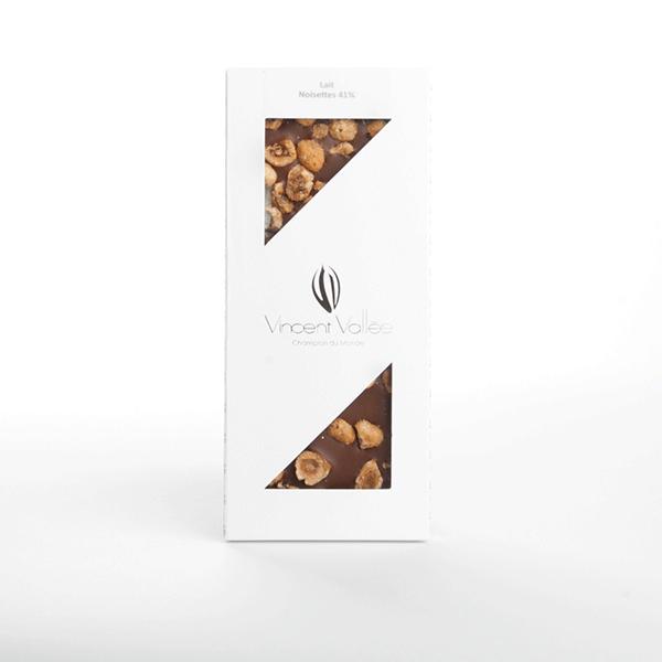 chocolat lait noisettes vincent vallee