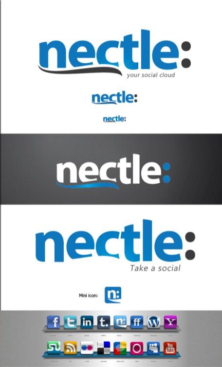 nectle logo variant