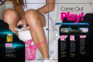 Playboy, Esquire, Maxim magazine designs 106