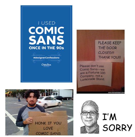 Комичен дефект: Историята на най-смешния компютърен шрифт Comic Sans! 1