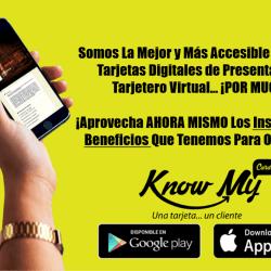Tu Tarjeta Digital de Presentación y Tarjetero Virtual
