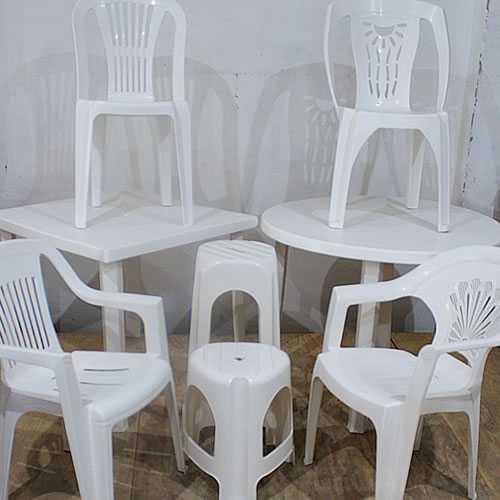 Venta de Muebles de Plástico para Jardín y Terraza - VendeTodito
