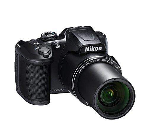 Nikon Coolpix B500 Cámara Digital con Zoom (Negra) - VendeTodito