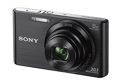 Sony DSC-W830 Cámara Digital Compacta Cyber-Shot con zoom óptico 8x - VendeTodito