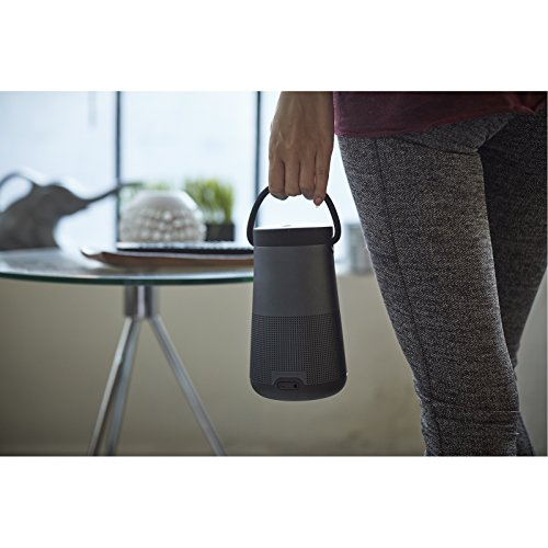 Bose Bocina SoundLink Revolve+ Bluetooth, negro - VendeTodito