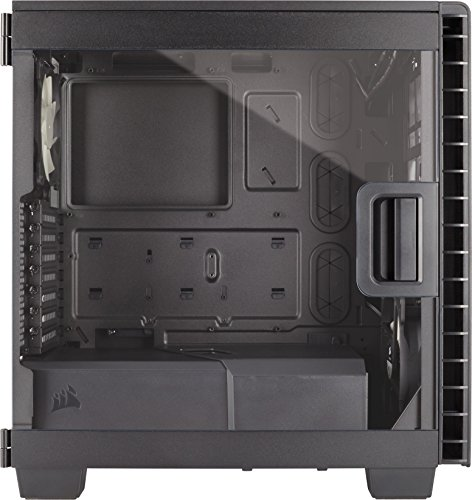Corsair Clear 400C Gabinete ATX para Gaming - VendeTodito