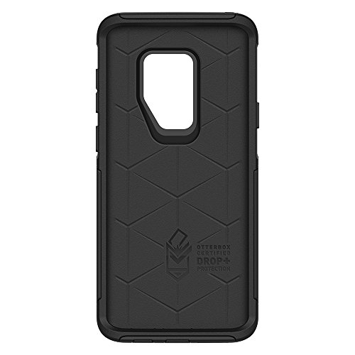 Otterbox 77-58014 Case for Samsung Galaxy S9+, Commuter Series, Black - VendeTodito