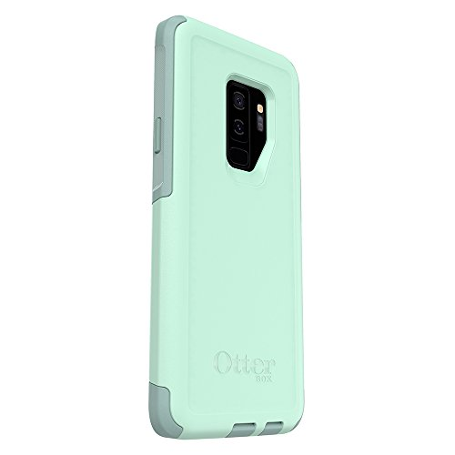 Otterbox 77-58151 Case for Samsung Galaxy S9+, Commuter Series, Ocean Way (Aqua Sail/Aquifer) - VendeTodito