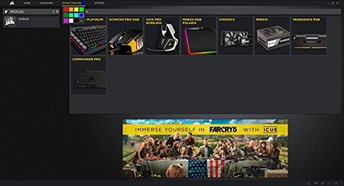 Corsair K95 RGB Platinum Teclado Mecánico USB con Iluminación LED - VendeTodito