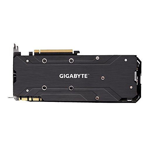 Gigabyte GV-N1070G1 GAMING-8GD Tarjeta Video NVIDIA GeForce GTX 1070 8GB, DDR5, 256 Bit, DVI, HDMI, 3 x Display Port, PCI-Express x16 - VendeTodito