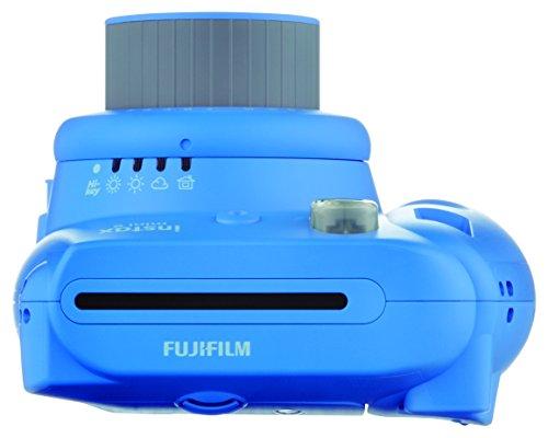 Fujifilm Cámara Instantánea Instax Mini 9, color Azul Cobalto - VendeTodito