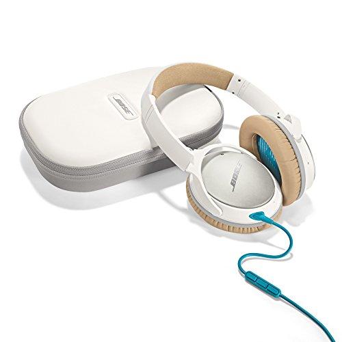 Bose 715053-0020 Aislamiento de sonido Con cable Over-ear Blanco - VendeTodito
