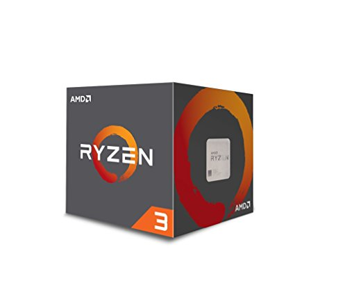 AMD RYZEN 3 1200 Microprocesador, 3.1 GHz, 4 Núcleos, Socket AM4, 8 MB - VendeTodito