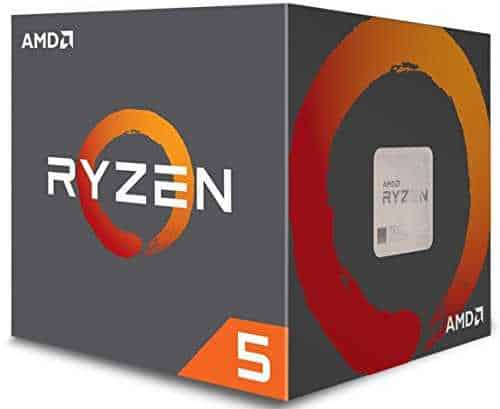 AMD Ryzen 5 1500X Procesador, 3.5 GHz, Socket AM4 - VendeTodito