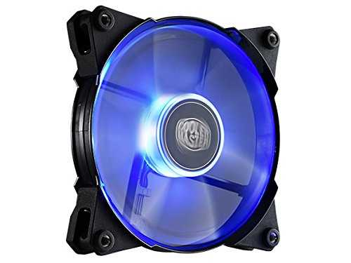 Cooler Master R4-JFDP-20PB-R1 Silent Fan for Computer Cases/CPU Coolers/Radiators, POM Bearing, 120 mm - VendeTodito