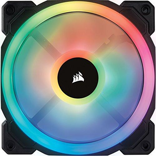 Corsair LL120 RGB Carcasa del ordenador Ventilador - Ventilador de PC - VendeTodito
