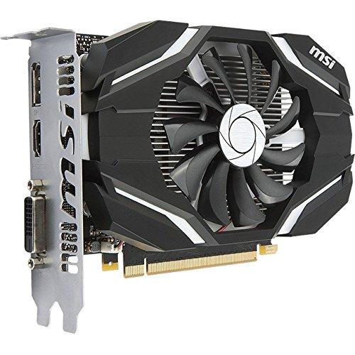 MSI GTX 1050 2G OC, Tarjeta gráfica GDDR5DirectX 12VR Ready (GeForce GTX 1050Gaming X 6g) - VendeTodito