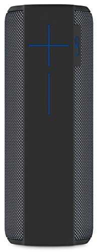 UE Megaboom - Bocina bluetooth, a prueba de agua y golpes, color Negro - VendeTodito