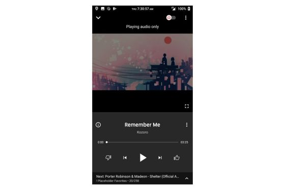 Una actualización de YouTube Music se está extendiendo lentamente a algunos usuarios