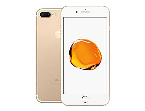 Apple iPhone 7 plus 32 GB, dorado - VendeTodito