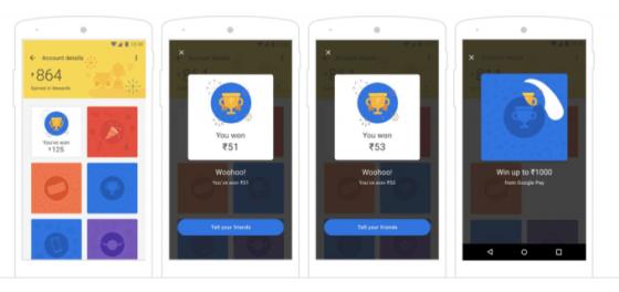 Google está sobrealimentando su servicio de pago Tez en India antes de la expansión global