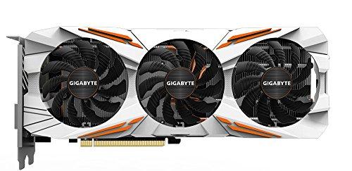 Gigabyte GV-N108TGAMING OC-11GD Tarjeta gráfica GeForce GTX 1080 Ti 11GB GDDR5X, NVIDIA, GeForce GTX 1080 Ti, 7680 x 4320 Pixeles, 1544 MHz, 2-Way SLI, 1657 MHz - VendeTodito