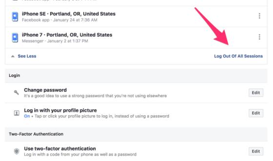 Lo que los usuarios de Instagram deben saber sobre la brecha de seguridad de Facebook