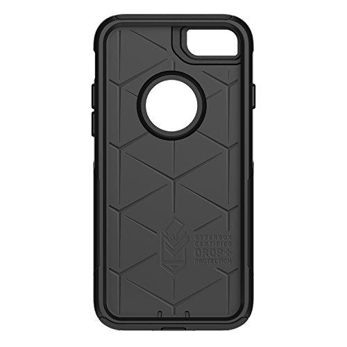 OtterBox Commuter Series para iPhone 8 & iPhone 7 (No Plus) - Embalaje Libre - Negro - VendeTodito