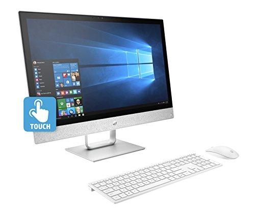 """HP 24-r105la Desktop All in One 23.8"""" FHD, AMD Ryzen 5-2500U 2.0GHz, 8GB RAM, 1TB HDD, Gráficos AMD Radeon, Windows 10 - VendeTodito"""