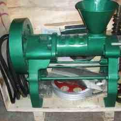 30-40kg/hr Prensa extrusora de oleaginosas extracción de aceites