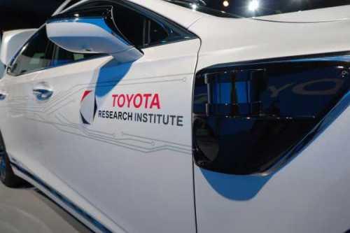 Toyota duplica la tecnología de Nvidia para autos que conducen por sí mismos