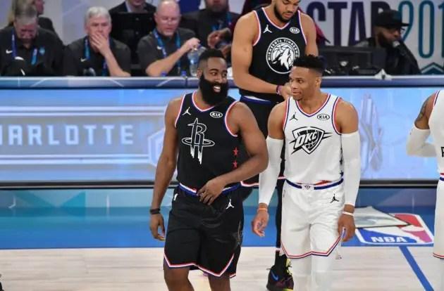Top 5 NBA Duos