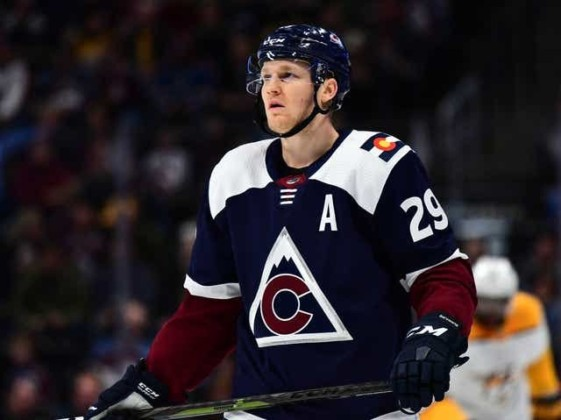 Nathan MacKinnon for the Lady Byng Memorial Trophy