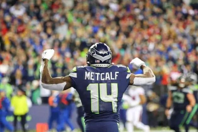 DK Metcalf