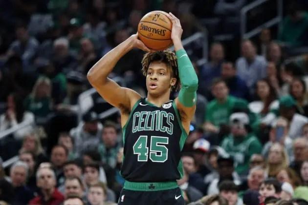 2019 Celtics Rookie Class