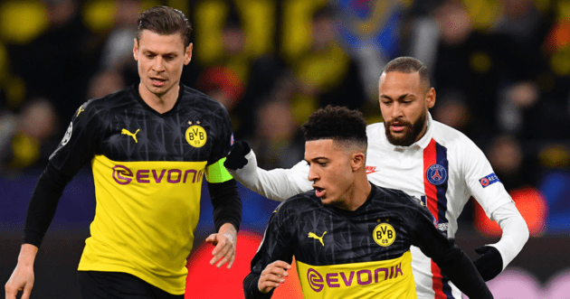 Borussia Dortmund Bailout