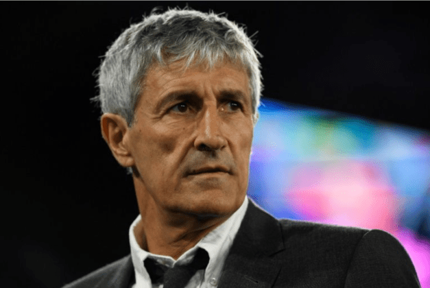 Setien Defending Himself