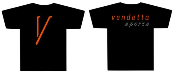 Vendetta Sports Original T-Shirt