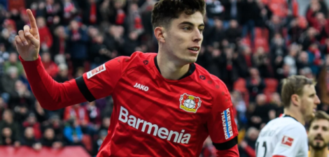 Havertz Finalized Signing with Chelsea