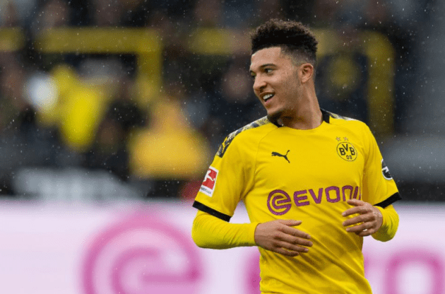 Manchester United Pay for Sancho