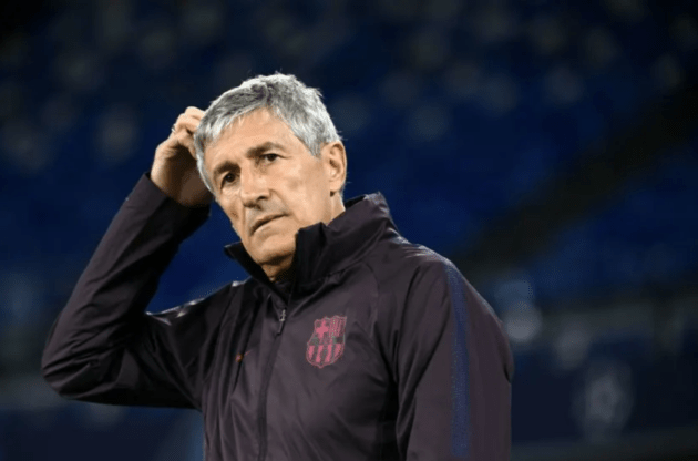Setien Thinks He May Leave